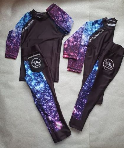 Haute to Trot 'Galaxy' Base Layer